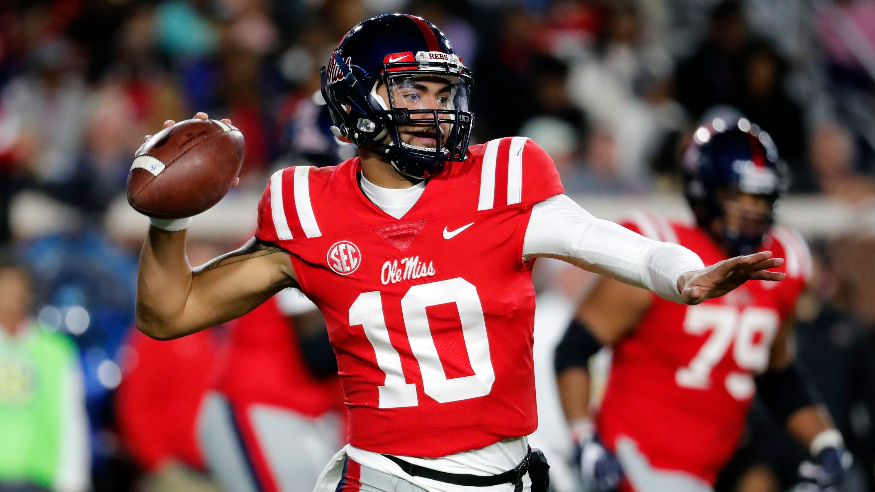 low priced fdf5c fd4c6 Where, when Ole Miss players are picked on Day 3 of the 2019 ...