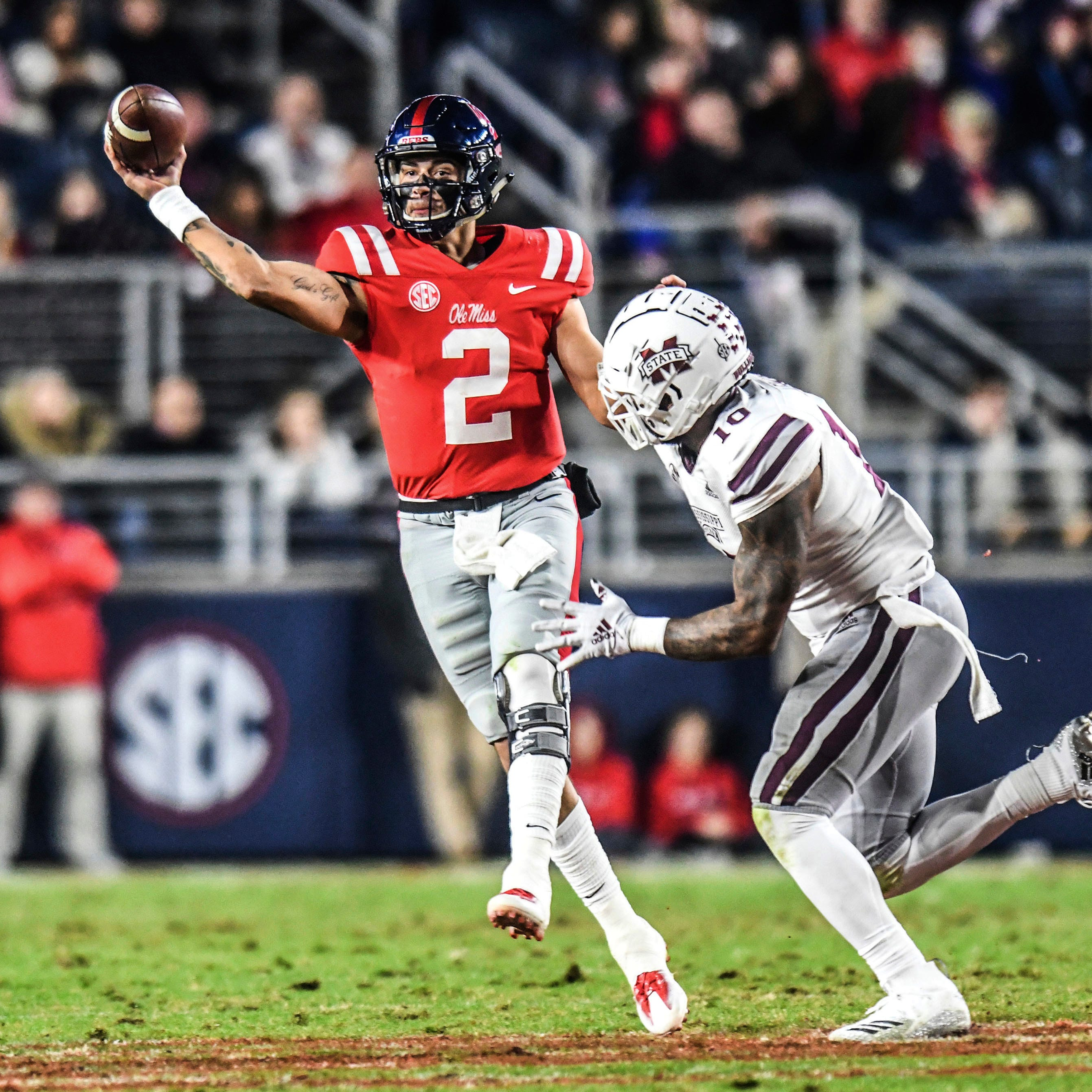 Projecting Ole Miss football's 2019 depth chart following National Signing Day
