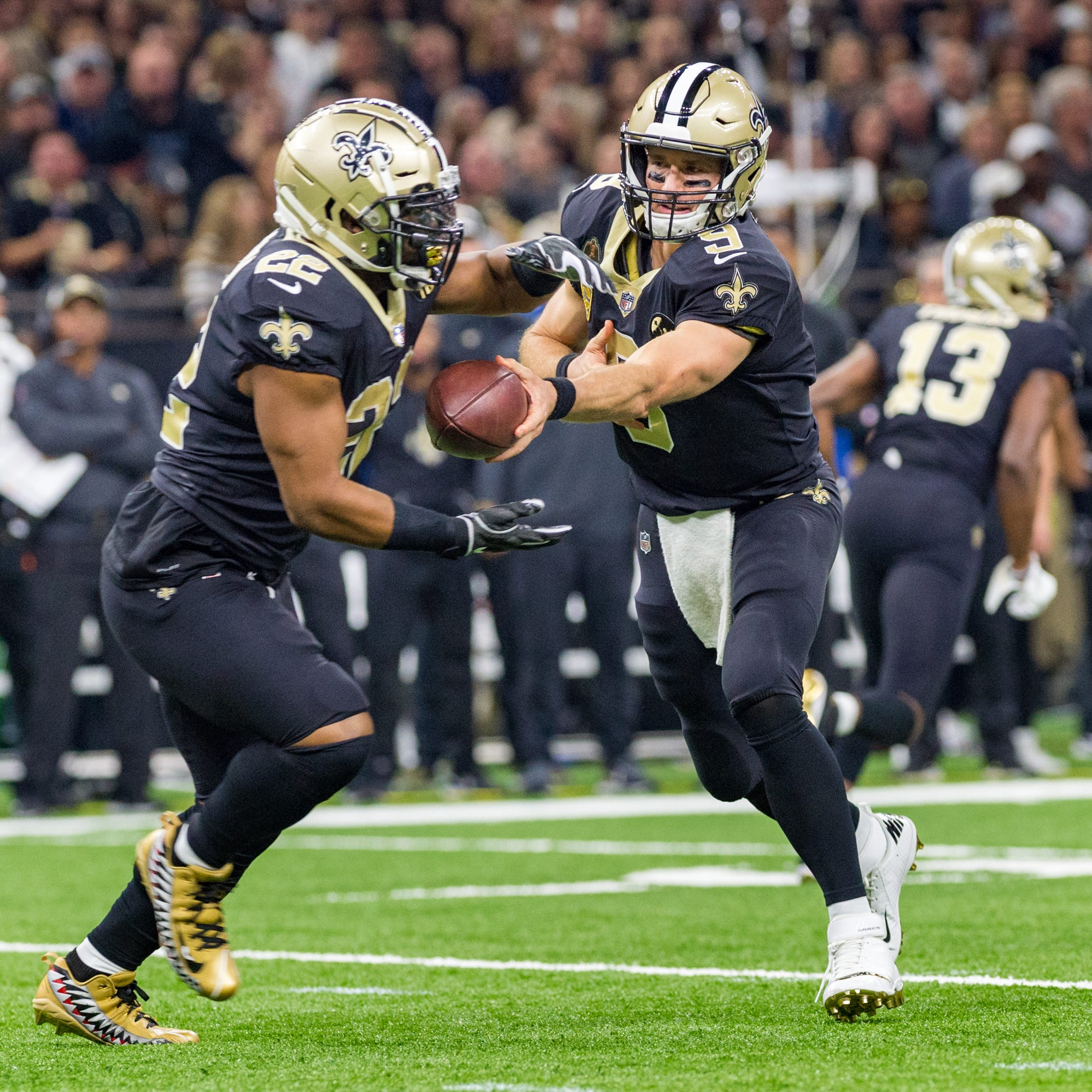 Road to Super Bowl might run through New Orleans