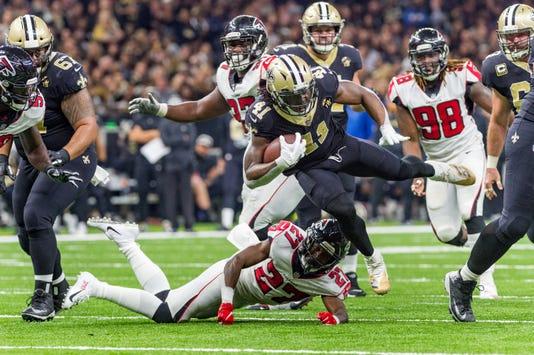 Saints Falcons Nfl 11 22 18 3828