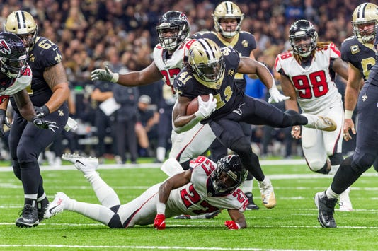 Saints Falcons Nfl 11 22 18 3828