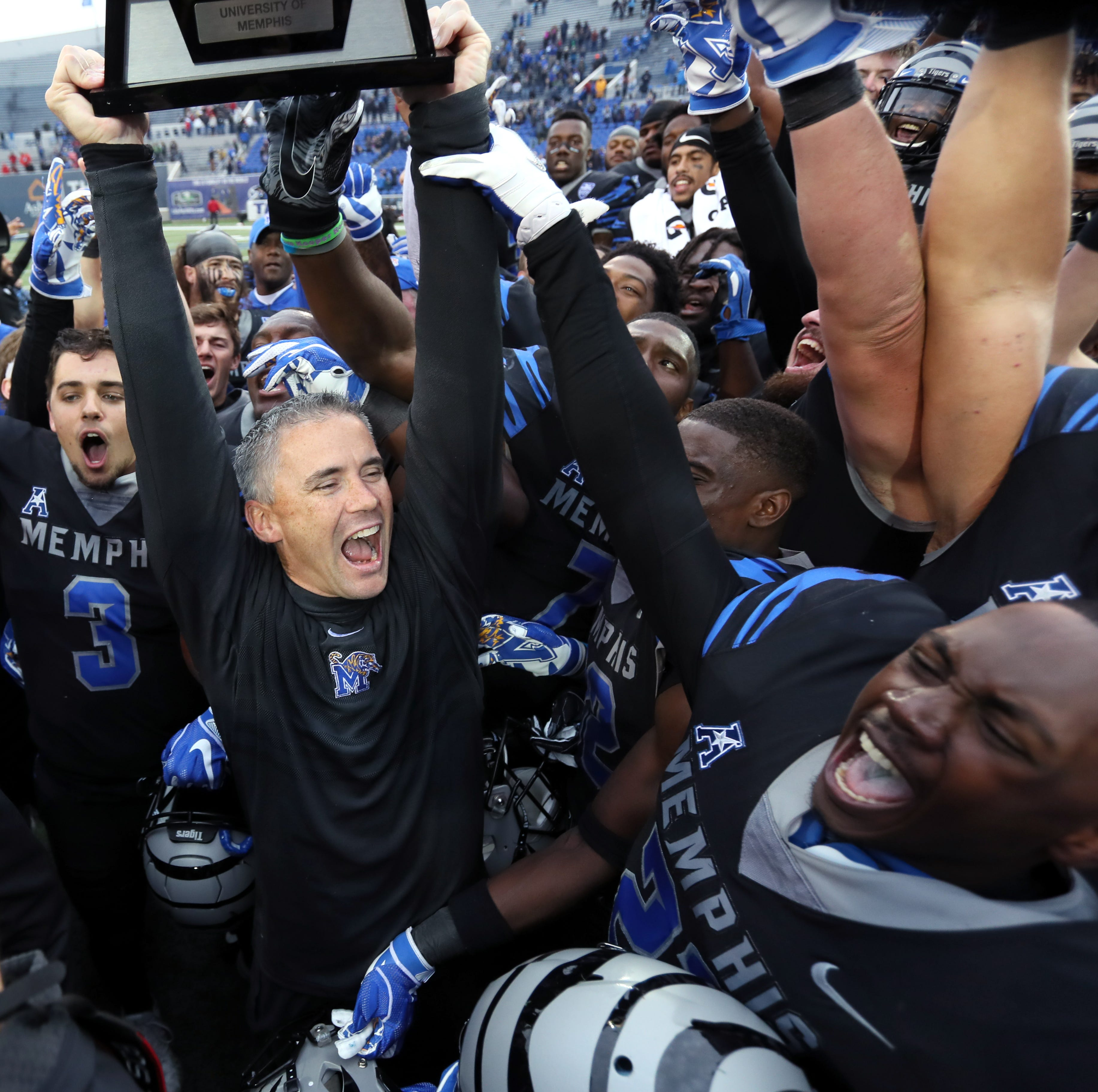 Mike Norvell staying at Memphis