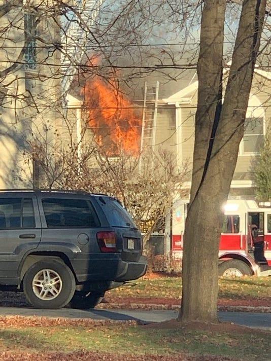 Pequannock Fire