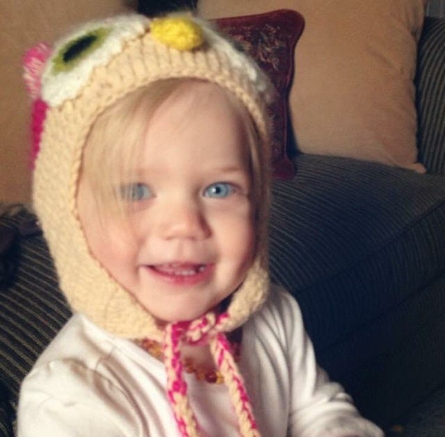 Sadie Davis, who died of leukemia at 17 months old, will be honored by a Goodall Homes donation in her name to Miracle Park in Gallatin.