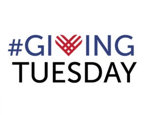 Giving Tuesday was organized as a social media movement to focus on end-of-the-year giving and charity during the holidays.