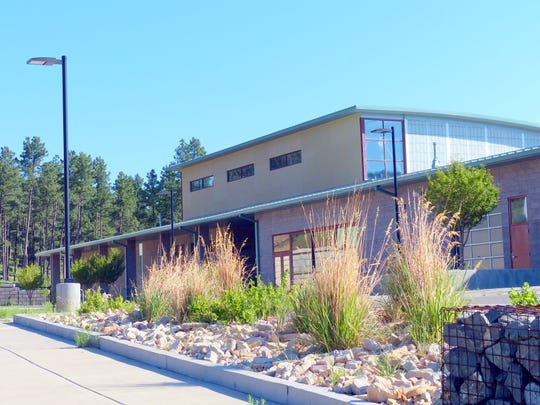 Ruidoso Middle School played host for meetings on threat response plan.
