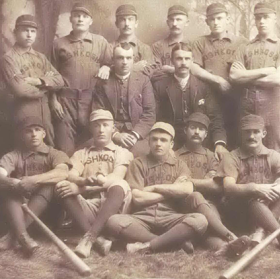 1800s Oshkosh baseball player Hoy was deaf and, some say, invented umpire hand signals