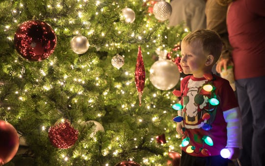 The City of Surprise's annual Surprise Party will kick off the holidays with its annual holiday tree lighting ceremony.