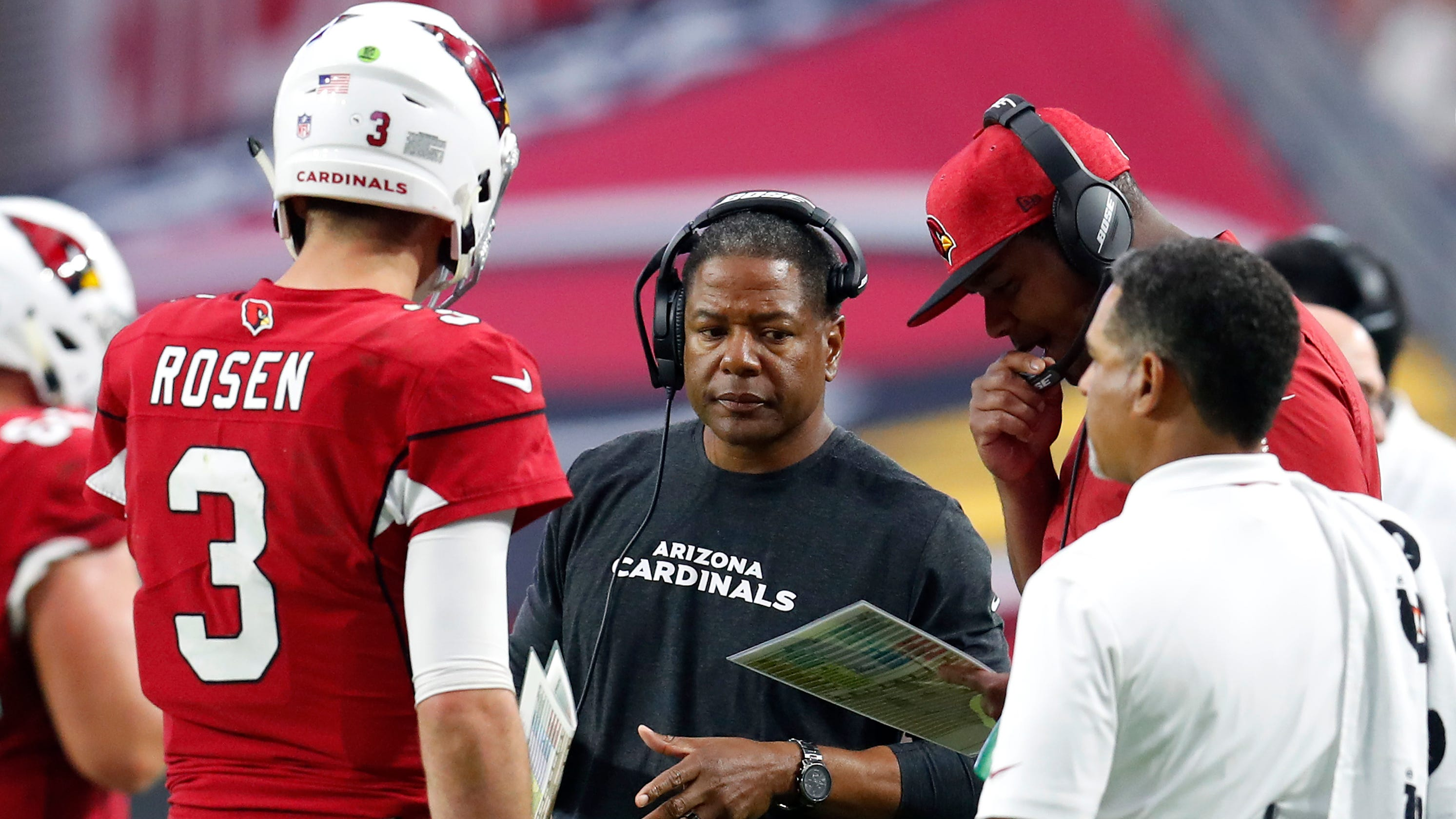 11c6759e Steve Wilks explains why he turned down Lions interview