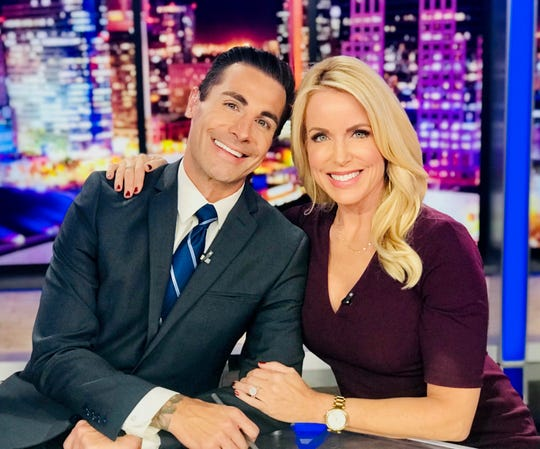 Brandon Lee and Heather Moore of 3TV.