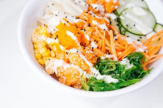 LemonSharke Poke has restaurants in California, Texas, Illinois, Louisiana and New York as well as a new location in Scottsdale.