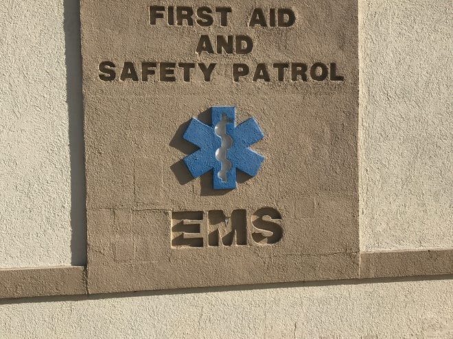 The First Aid and Safety Patrol EMS building at 254 S. 11 St. in Lebanon.