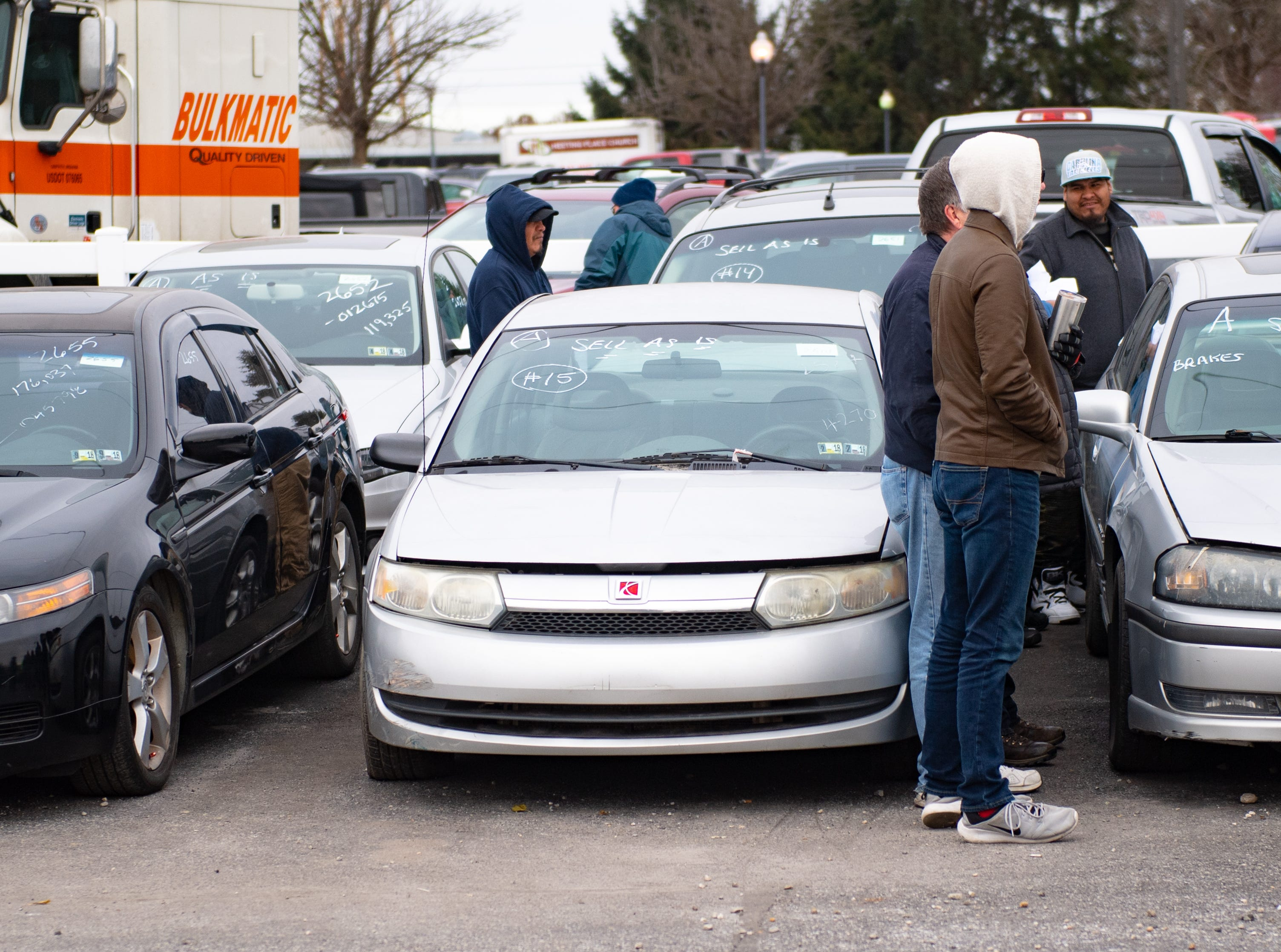 All of the cars sold were previously seized during drug investigations in York County, November 23, 2018.