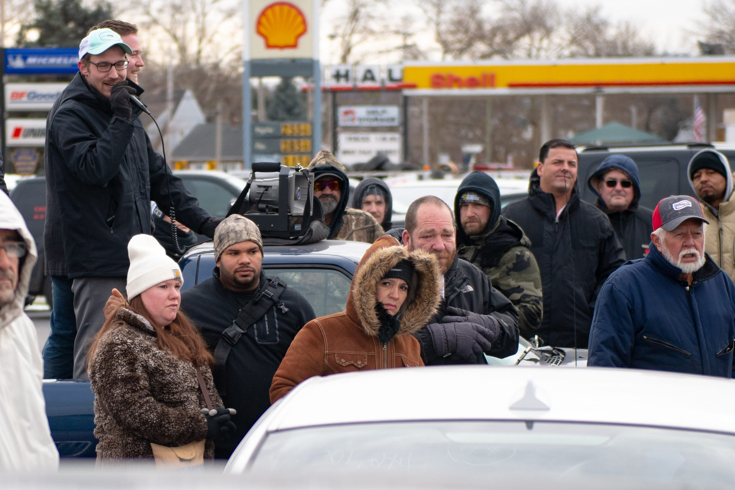 Watch: Yorkers bid for cars in 2018 Drug Task Force Auction