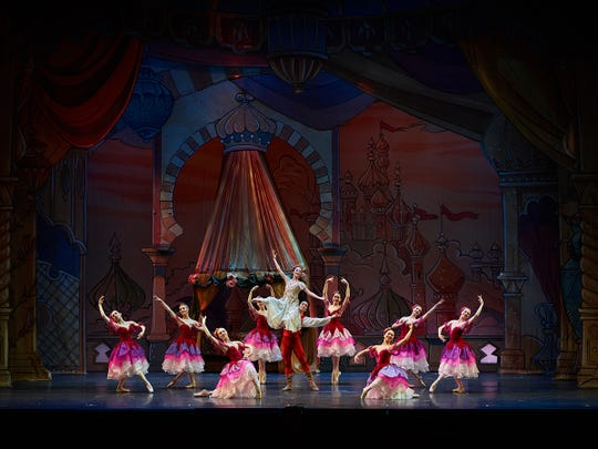 Eugene Ballet's The Nutcracker:Celebrate your holiday season with a marvelous journey to Eugene Ballet's The Nutcrackeras hundreds of aspiring young dancers join the company on stage,3 p.m. and 7:30 p.m. Dec. 15,Elsinore Theatre, 170 High St. SE.Cost: $27 to $47; groups of 10 or more $22 to $42, youth $17 to $37.503-375-3574 or www.elsinoretheatre.com.