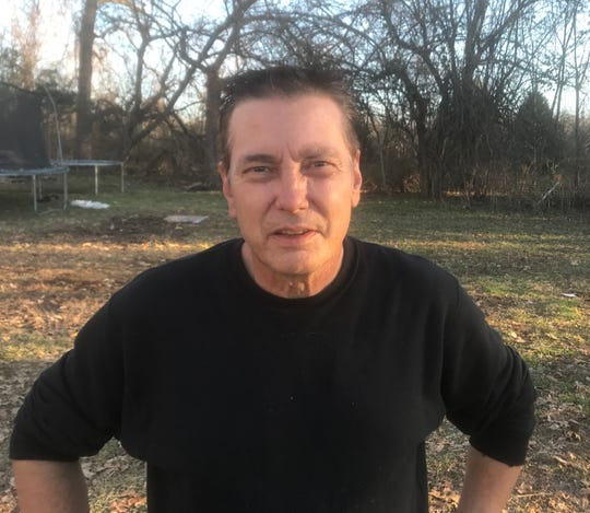 Christopher Maples lives in Republic. He says he closed the Holiday Drive-In because he got divorced and because it was difficult running a business that handled so much cash.