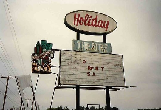 The original owner of the Holiday Drive-in movie theater on East Kearney was Commonwealth Theaters of Kansas City.
