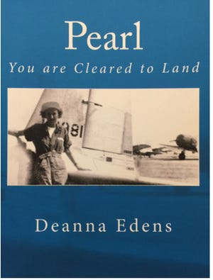 """A talk on """"Pearl: You Are Cleared to Land"""" will be held on Saturday at the Eastside Branch Library."""