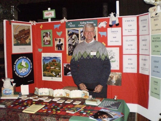 John Davis Founder Of Alternative Christmas Market From Pat