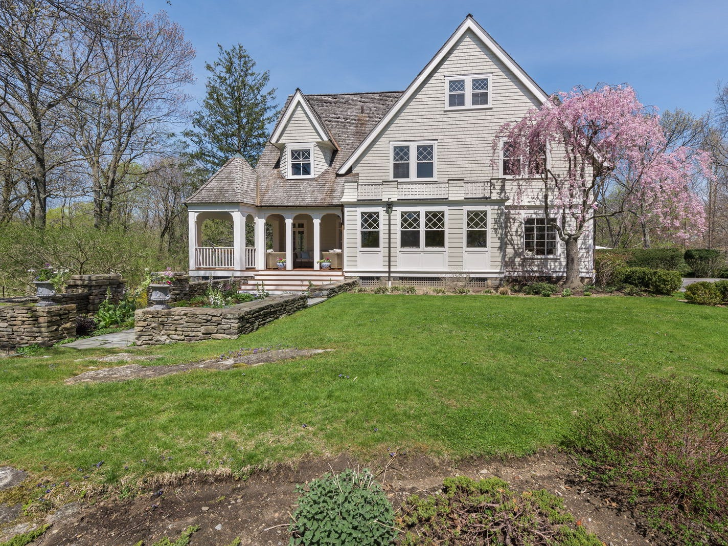 Famed aviation pioneer Ruth Rowland Nichols lived in this Rye home, now on the market.