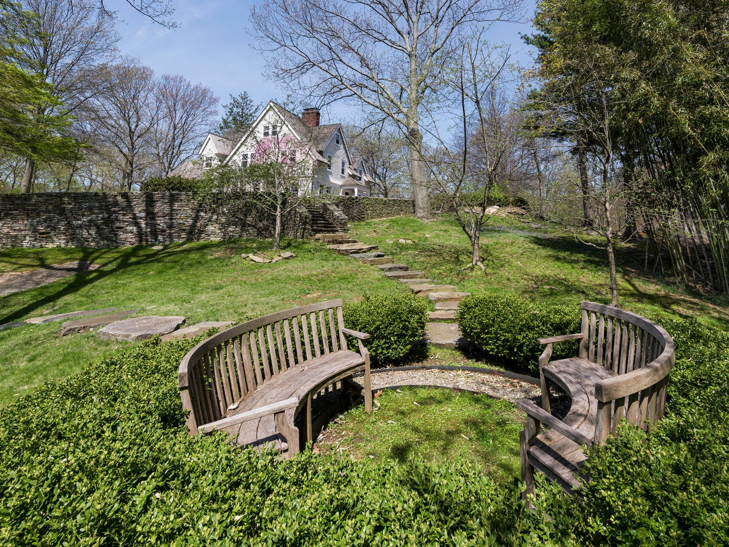 Famed aviation pioneer Ruth Rowland Nichols lived in this Rye home, now on the market. Built in 1880, the residence has had a modern renovation.