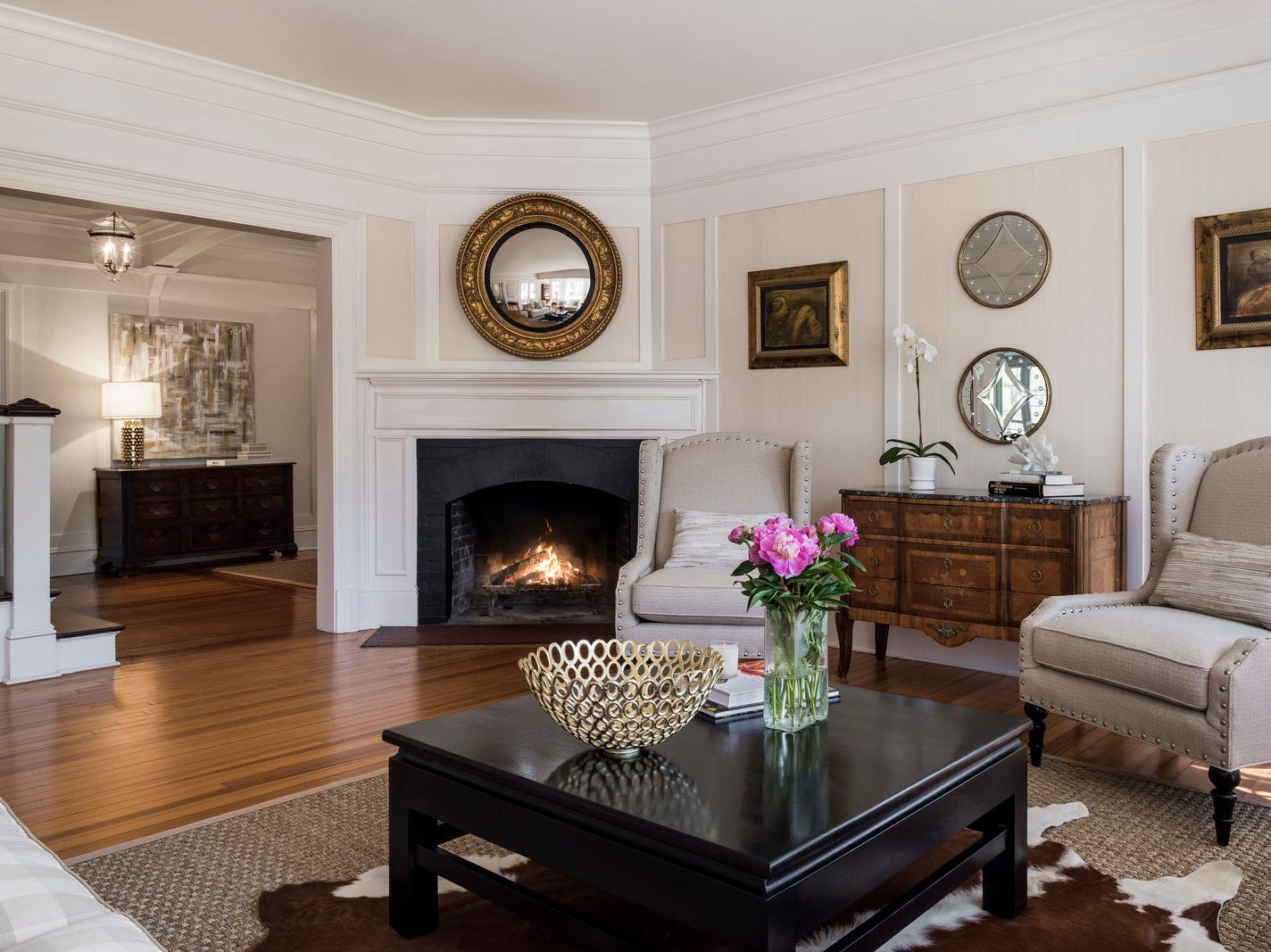Famed aviation pioneer Ruth Rowalnd Nichols lived in this Rye home, now on the market. Built in 1880, the Shinolonial offers significant acreage for Rye at 3.3 acres and also includes a carriage house. The residence has had a modern renovation.