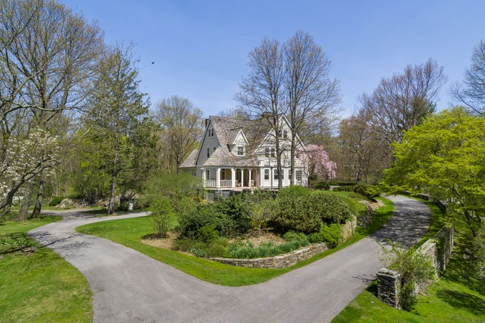 Famed aviation pioneer Ruth Rowland  Nichols lived in this Rye home, now on the market. Built in 1880, the Shingle colonial offers significant acreage for Rye at 3.3 acres and also includes a carriage house. The residence has had a modern renovation.