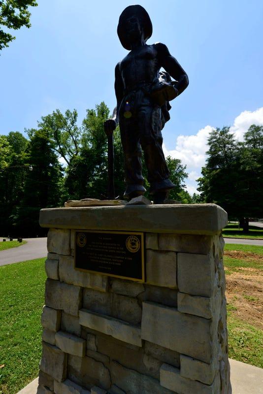 Audubon Statue