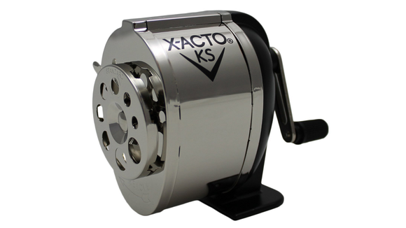 That pencil sharpener from elementary school