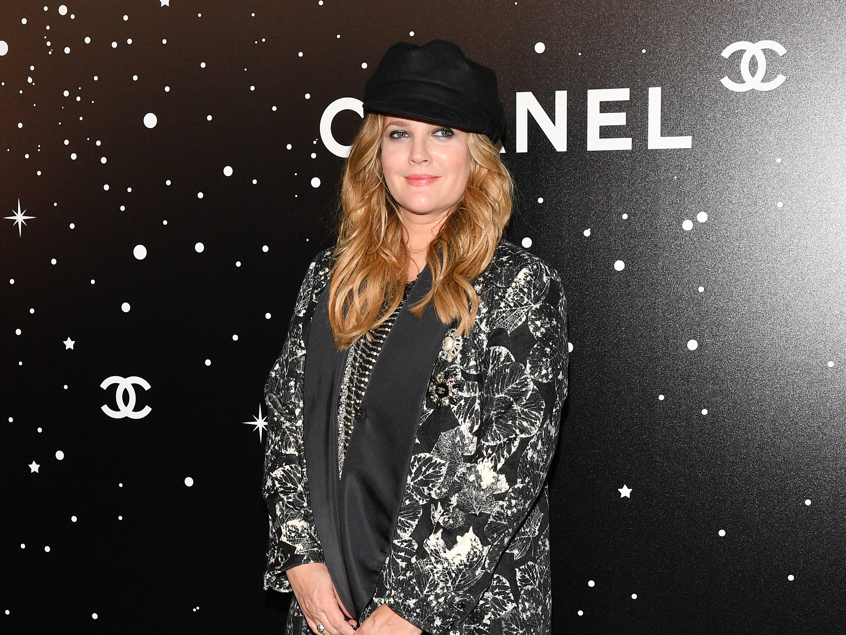 NEW YORK, NEW YORK - NOVEMBER 19:  Drew Barrymore attends the 2018 Museum of Modern Art Film Benefit: A Tribute To Martin Scorsese at Museum of Modern Art on November 19, 2018 in New York City. (Photo by Dia Dipasupil/WireImage) ORG XMIT: 775259312 ORIG FILE ID: 1069869964