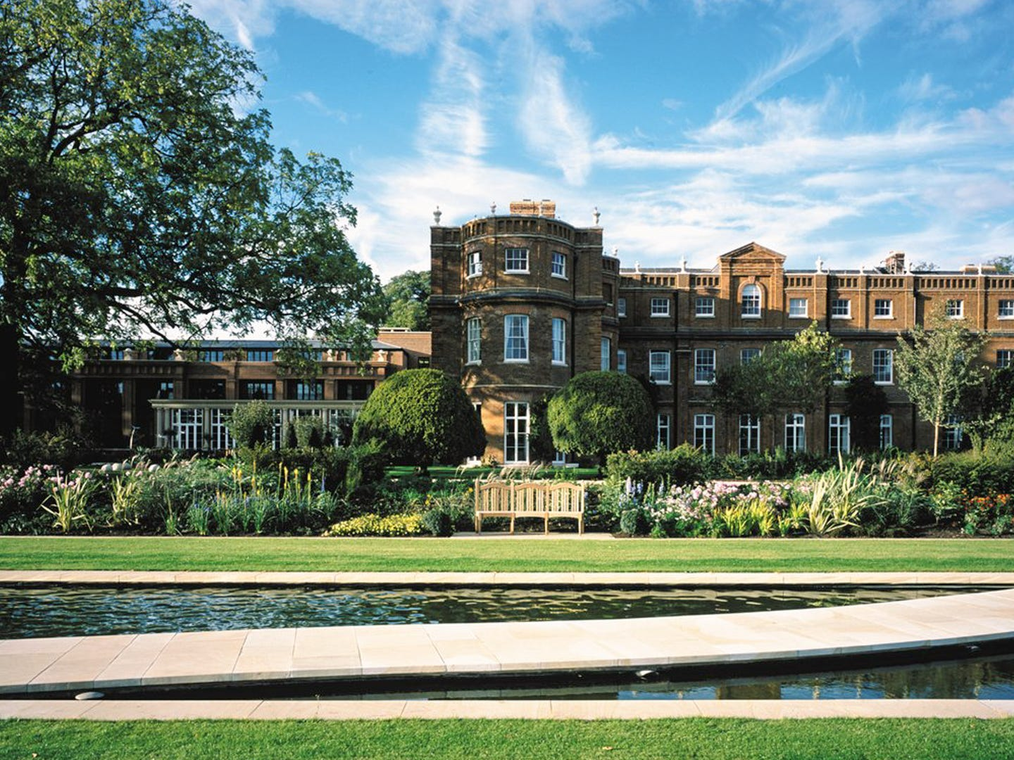 The Grove in Hertfordshire, from $289 per night. One of London's premier country estates, the Grove has racked up an impressive list of accolades, honored for everything from the spa to the golf course to the food. Set on 300 acres of lush greenery, the property was the former home of the Earls of Clarendon, meaning you'll enjoy a bit of history while staying at this hotel. The Grove has hosted everyone from former President Barack Obama to former British Prime Minister David Cameron to Queen Victoria.