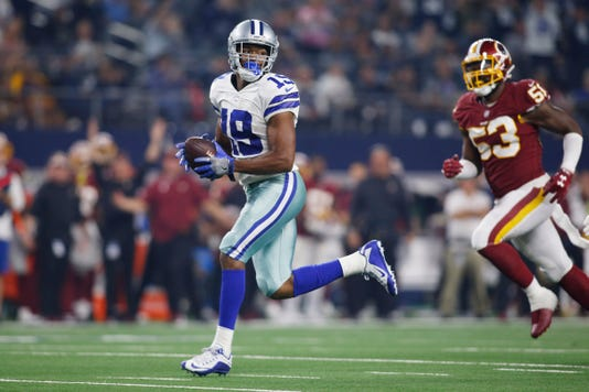 cowboys use amari cooper turnovers to beat washington