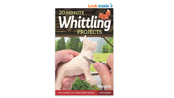Whittling book