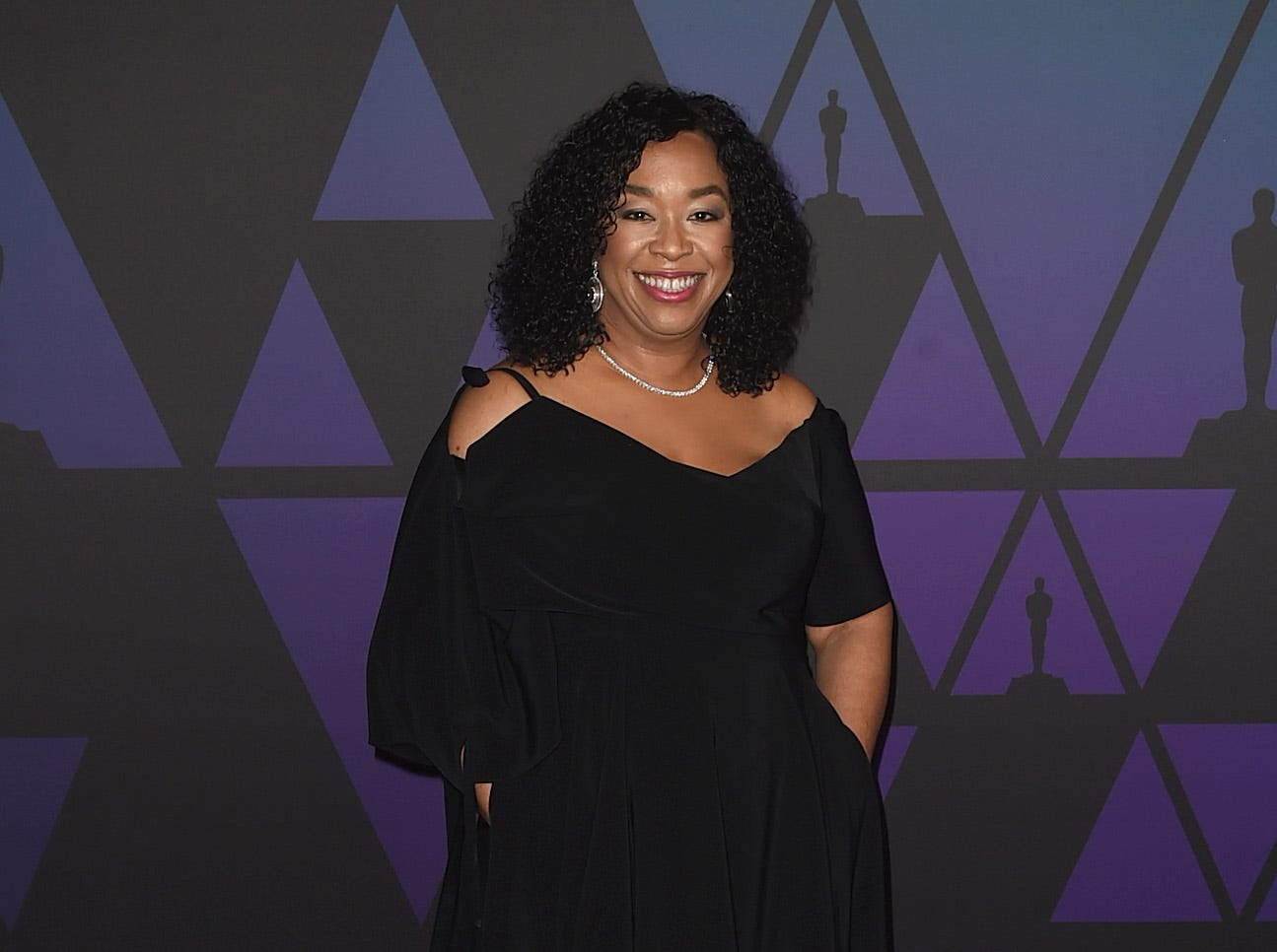 HOLLYWOOD, CA - NOVEMBER 18:  Shonda Rhimes attends the Academy of Motion Picture Arts and Sciences' 10th annual Governors Awards at The Ray Dolby Ballroom at Hollywood & Highland Center on November 18, 2018 in Hollywood, California.  (Photo by Kevin Winter/Getty Images) ORG XMIT: 775223509 ORIG FILE ID: 1063384018