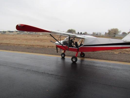 Utah Plane