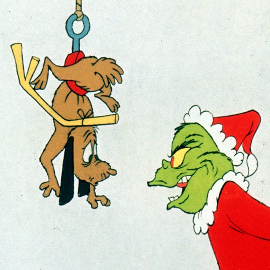 Mind Matters: Don't let the Grinch steal your Christmas