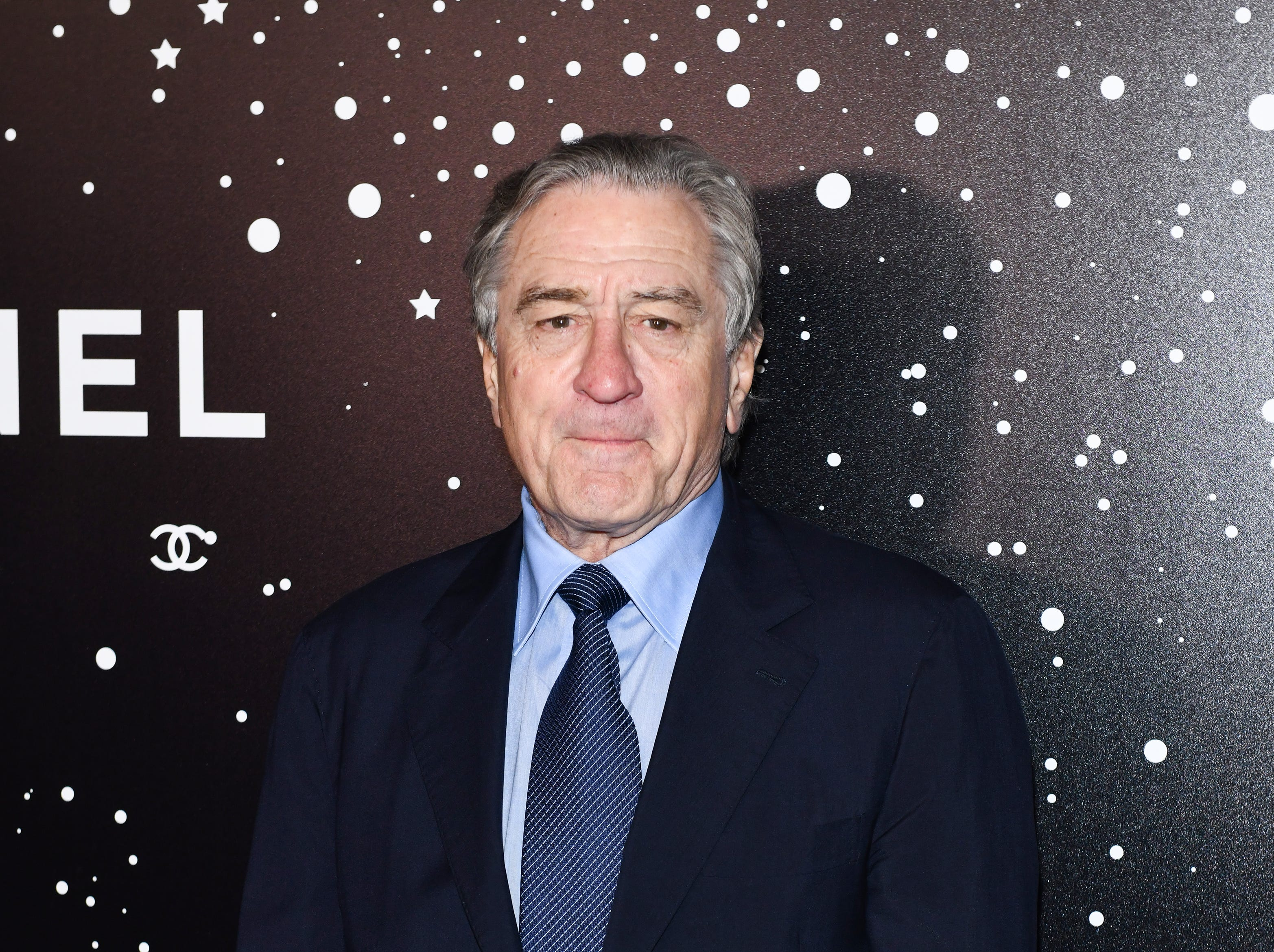 NEW YORK, NEW YORK - NOVEMBER 19: Robert De Niro attends the 2018 Museum of Modern Art Film Benefit: A Tribute To Martin Scorsese at Museum of Modern Art on November 19, 2018 in New York City. (Photo by Noam Galai/FilmMagic) ORG XMIT: 775259312 ORIG FILE ID: 1069869254