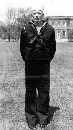 William Bruesewitz, 26, of Appleton, was killed Dec. 7, 1941, in the attack on Pearl Harbor. His remains weren't identified until April 2018.