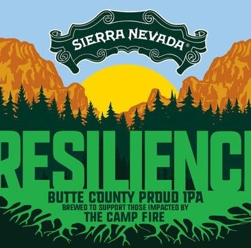 Local breweries join Sierra Nevada collaboration for Camp Fire relief