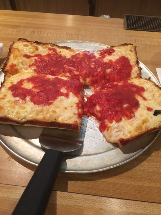 Detroit Pizza