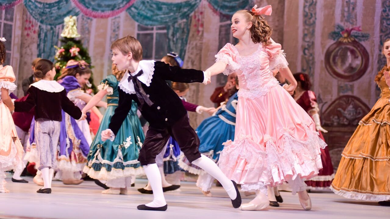 """The 45th edition of Peninsula Dance Theatre's production of """"The Nutcracker,"""" accompanied by the Peninsula Ballet Orchestra, has three performances this weekend at the Bremerton Performing Arts Center."""