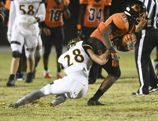 High School Football Bishop Verot At Cocoa