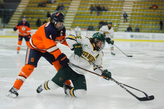 Syracuse Vs Vermont Women S Hockey 11 23 18