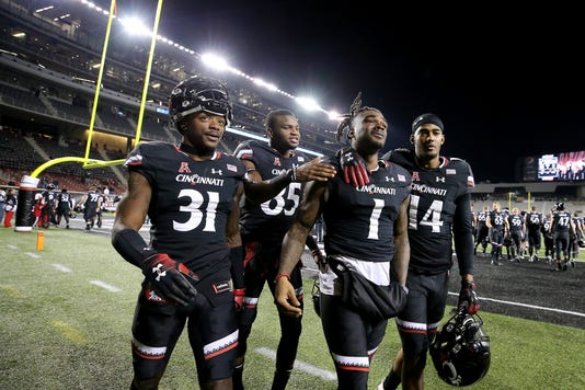 East Carolina Pirates At Cincinnati Bearcats 11 23 2018