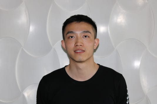Bojun Zhangliang table tennis player