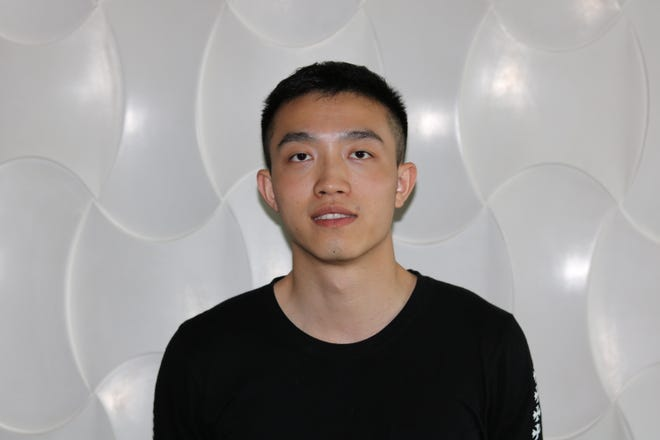 Bojun Zhangliang wants to follow his dream of playing table tennis as a US Olympian and train the next generation of players.