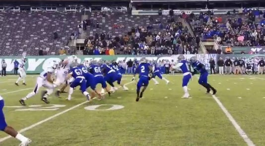 Sayreville football