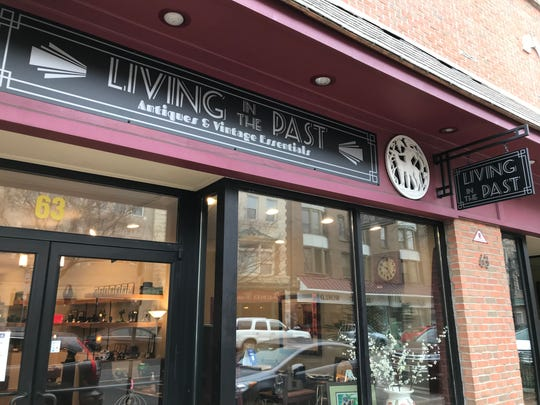 Living In The Past, a new edition to Somerville's small business community.