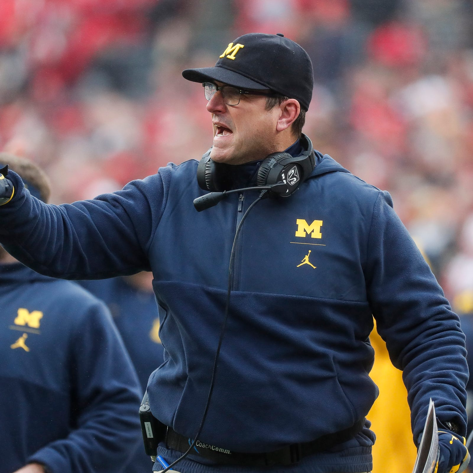 Jim Harbaugh isn't leaving Michigan football but obstacles persist