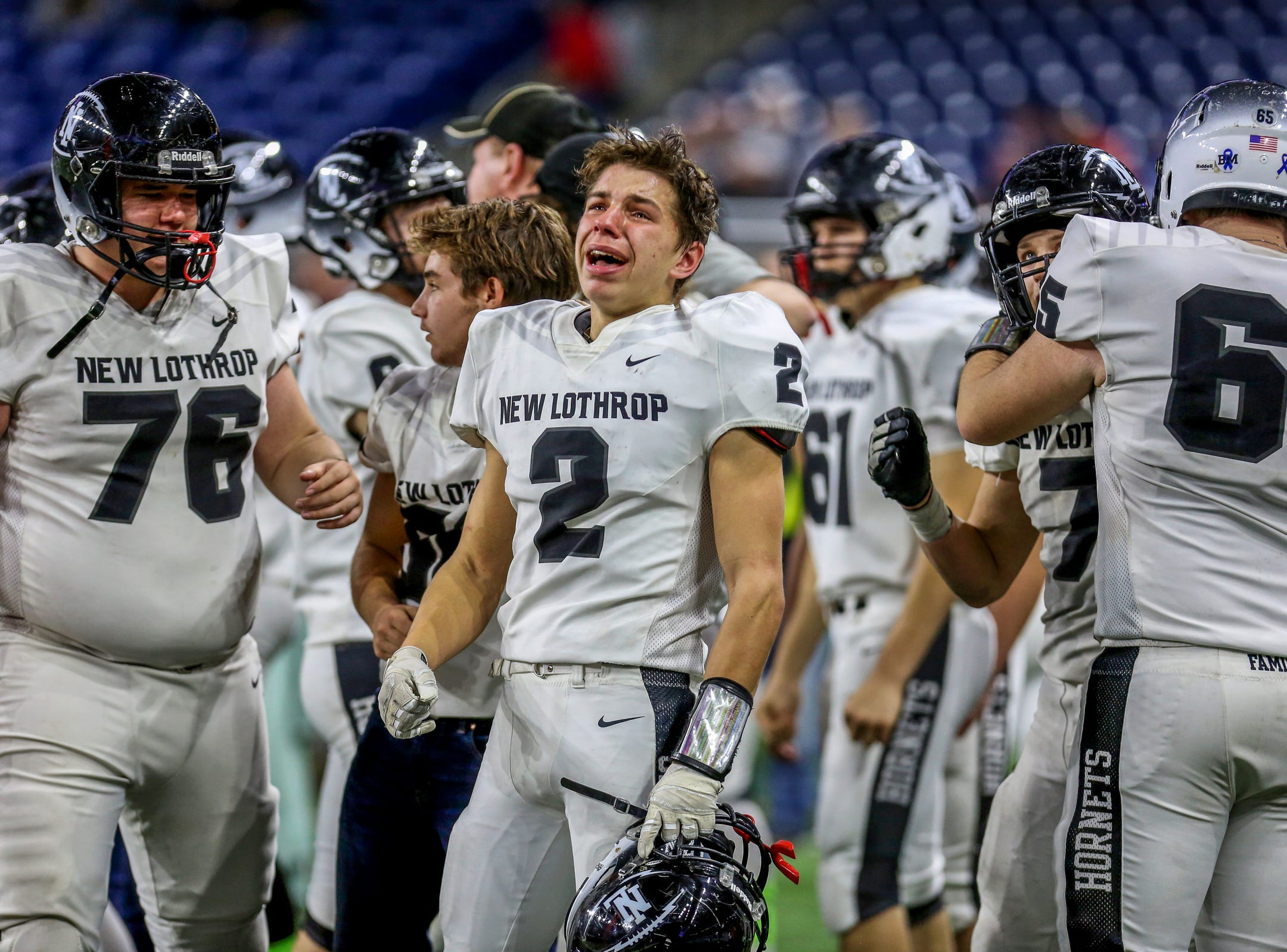 New Lothrop outlasts Madison Heights Madison to win Division 7 title